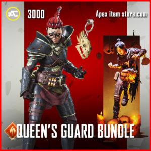 queens guard bundle apex legends
