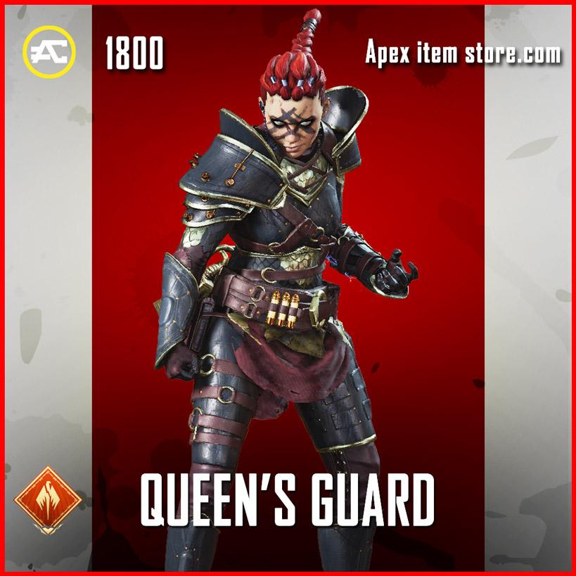 queen's guard wraith skin apex legends