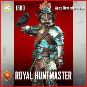 Royal huntmaster bloodhound skin apex legends