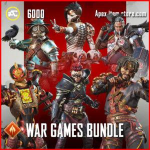 War games bundle apex legends
