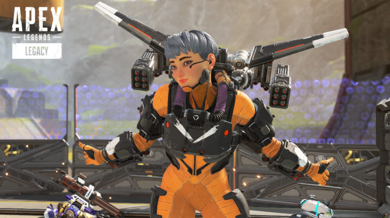 Apex Legends: Valkyrie Character Trailer