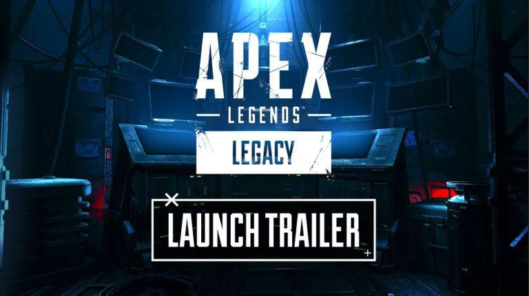 Apex Legends: Legacy Launch Trailer Premiers April 22 at 8 AM PT