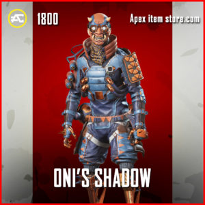 oni's shadow octane apex legends skin