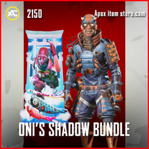 oni's shadow bundle octane apex legends
