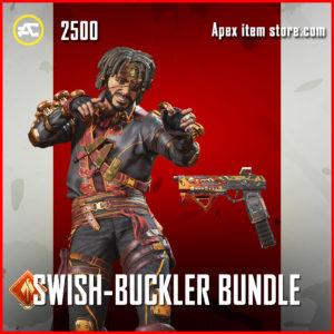 swish buckler bundle apex legends