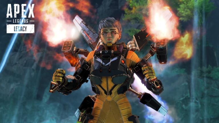 Apex Legends: Valkyrie Abilities Reveal
