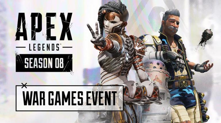 All War Games Event Skins