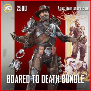 Board to Death Apex Legends Bundle ALGS Championship Sale