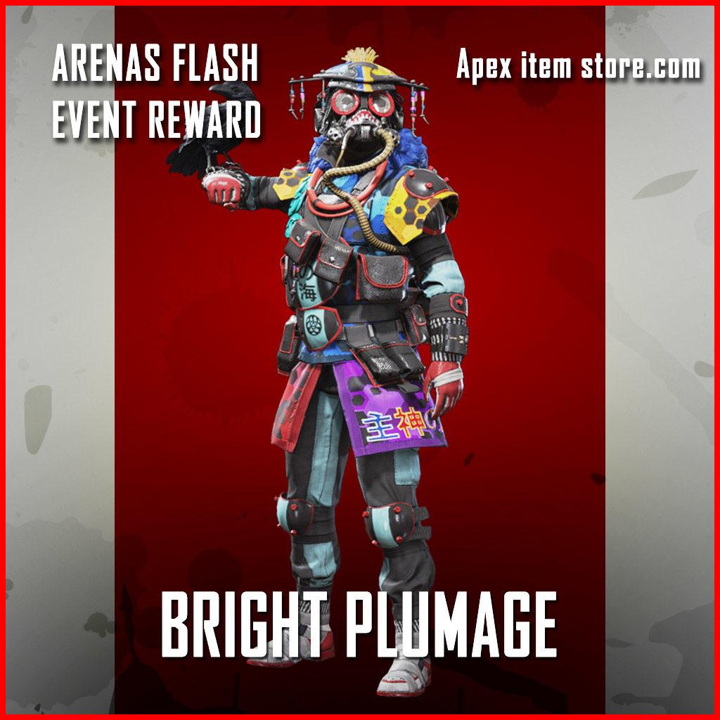 bright blumage arenas flash event bloodhound skin