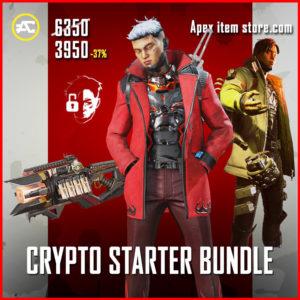 Crypto Starter Bundle Apex Legends Bundle