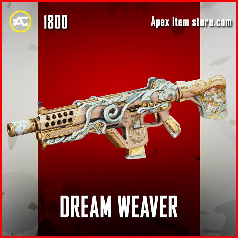 Dream Weaver Volt Apex Legends Skin