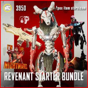 Revenant Starter Apex Legends Bundle