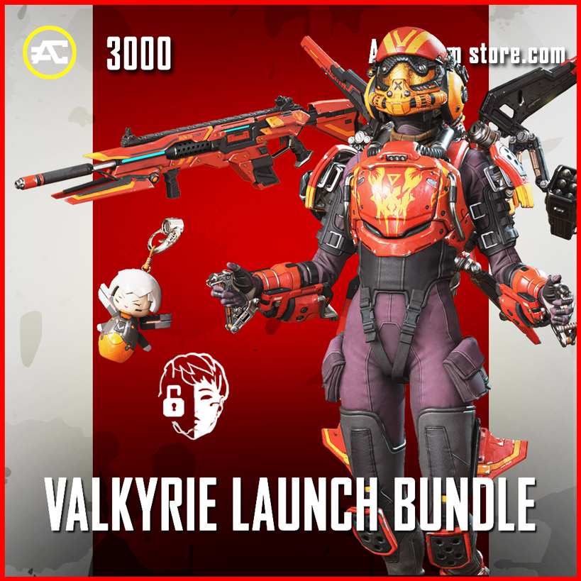 Valkyrie Launch Apex Legends Bundle
