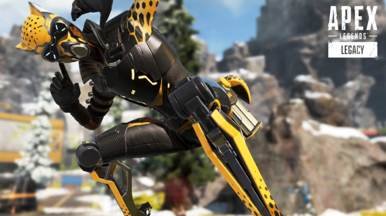 Apex Legends: ALGS Store and Mirage Edition Incoming
