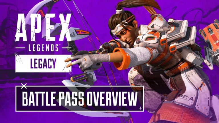 Apex Legends: Battle Pass Trailer and Overview