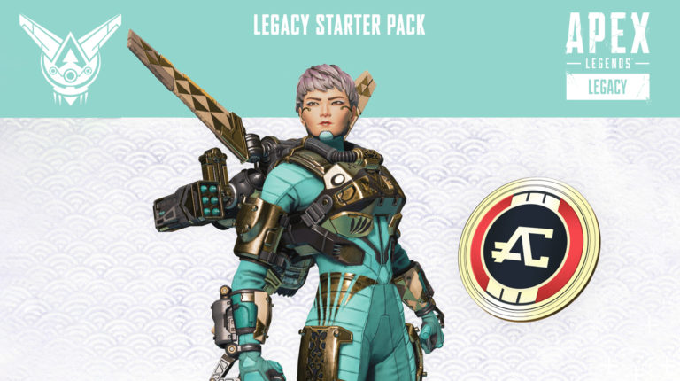Apex Legends: Legacy Starter Pack Bundle Available Now