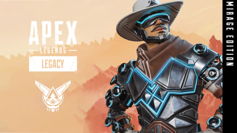 Apex Legends – Mirage Edition is Available Now