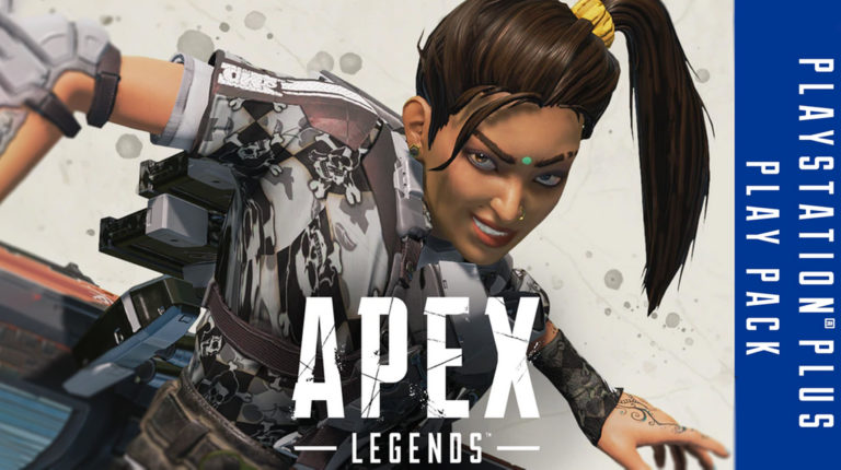 Apex Legends: PlayStation Plus Play Pack Available