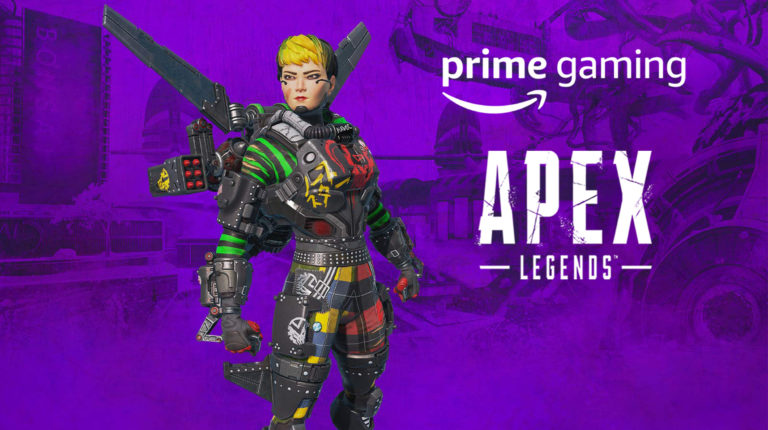 Claim Exclusive Valkyrie Skin 'Punk Rocket' Now With Prime Gaming