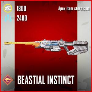 beastial instinct legendary sentinel