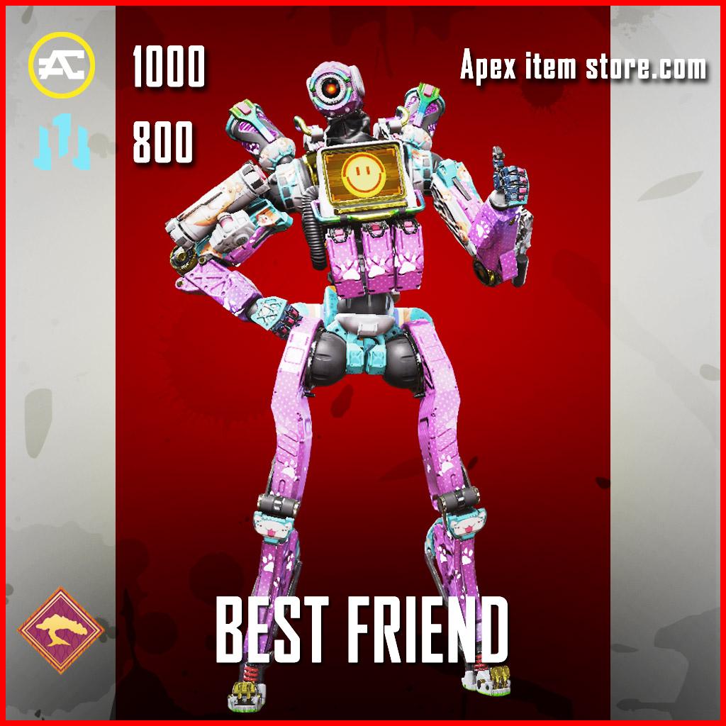 Best Friend epic pathfinder skin