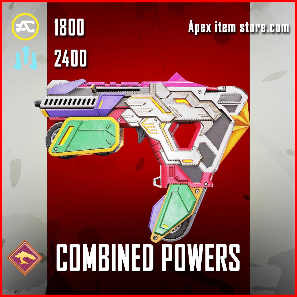 combined powers legendary alternator skin