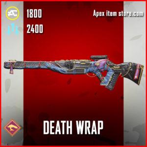 Death wrap legendary triple take skin