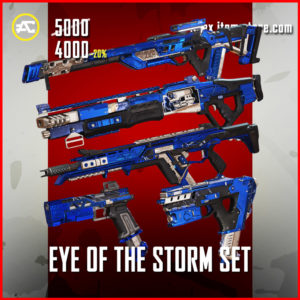 Eye of the Storm Set Apex Legends Bundle