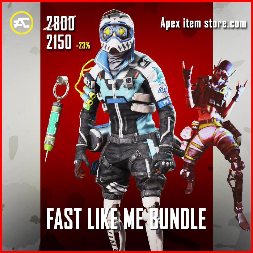Fast Like Me Apex legends Bundle