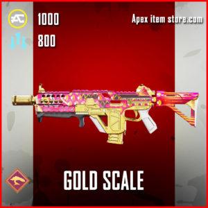 gold scale epic volt skin