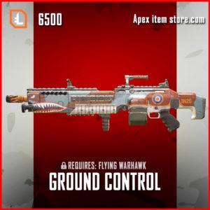Ground Control Legendary Spitfire apex legends skin
