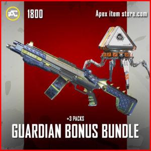 Guardian Bonus Bundle Apex Legends