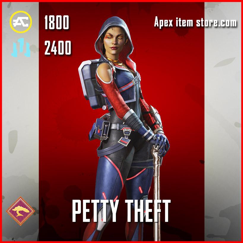 Petty Theft Legendary loba skin