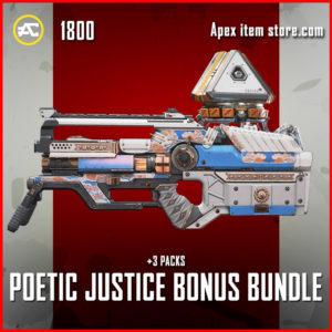 Poetic Justice Bonus Apex Legends Bundle