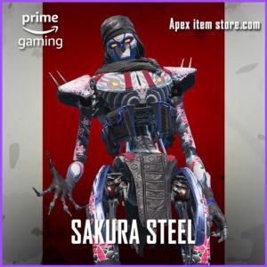 Sakura Steel Revenant Twitch Prime Gaming Apex Legends Skin