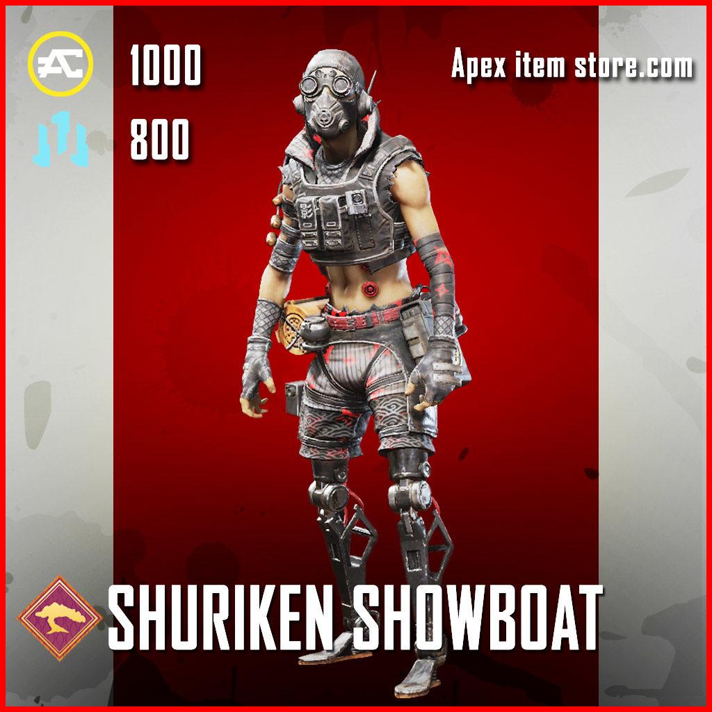 shuriken showboat epic octane skin
