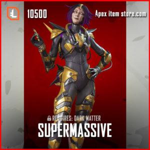 Supermassive Horizon Apex Legends Skin Exclusive