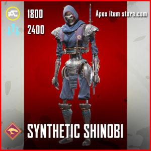 Synthetic Shinobi Legendary Revenant skin