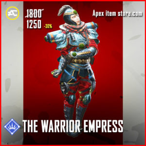 The Warrior Empress Wattson Apex Legends Skin