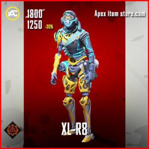 XL-R8 Octane Apex Legends Skin