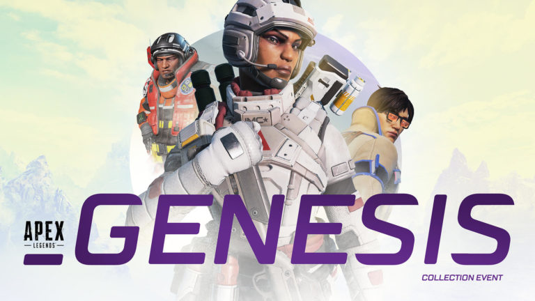 All Genesis Collection Event Items and Skins
