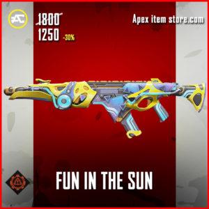 Fun in the Sun R-301 Apex Legends Skin