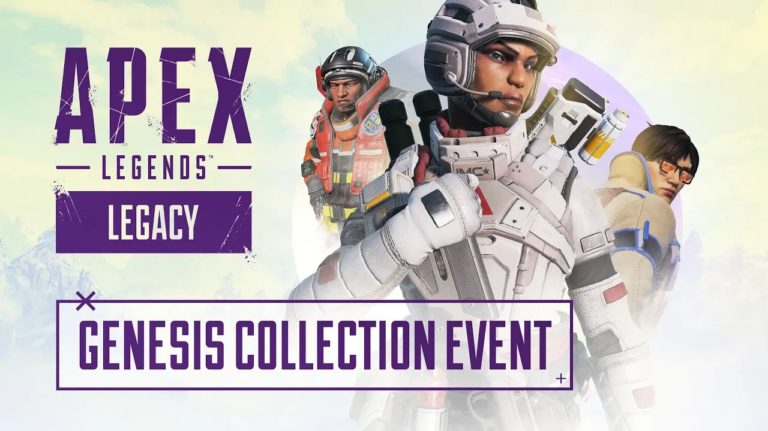 Apex Legends: Genesis Collection Event & Patch Notes
