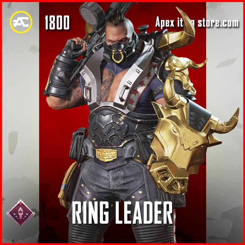 Ring Leader Gibraltar Apex Legends Skin