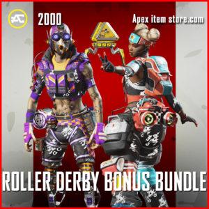 roller derby bonus bundle octane lifeline