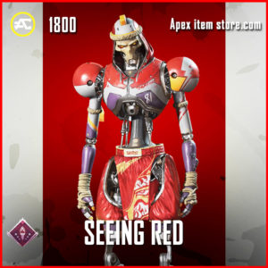 Seeing Red Revenant Apex Legends Skin