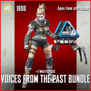 Voices From The Past Apex Legends Bundle