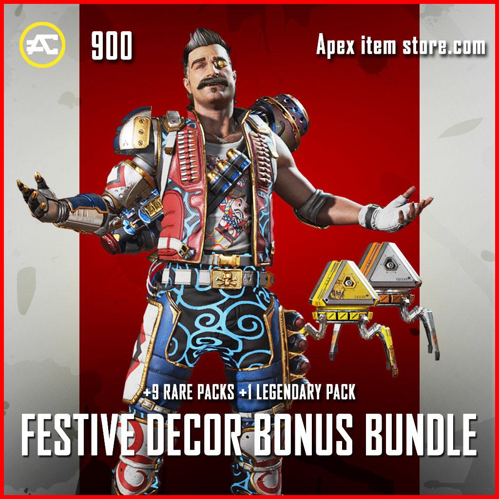festive decor bonus bundle fuse