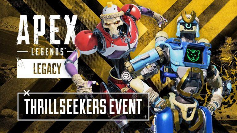 Apex Legends: Thrillseekers Event Officially Announced & Summer Splash Sale