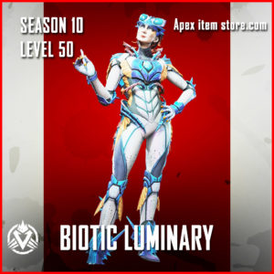 biotic luminary legendary horizon skin Battle Pass Season 10 Skin Apex Legends
